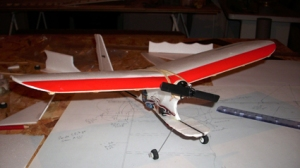 Le modèle prêt à voler